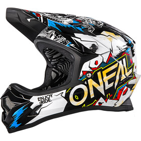 ONeal Backflip RL2 Evo Helmet Youths Villain white